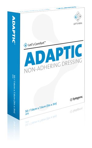 ACELITY ADAPTIC™ NON-ADHERING DRESSING : 2019 BX $30.80 Stocked