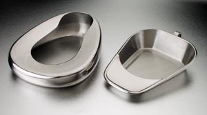 TECH-MED BEDPANS : 4227 EA $44.07 Stocked