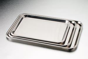 TECH-MED INSTRUMENT TRAYS : 4261 EA $16.12 Stocked