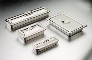 TECH-MED INSTRUMENT TRAYS : 4255 EA                       $19.38 Stocked
