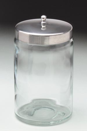 TECH-MED SUNDRY JARS : 4012 EA $6.10 Stocked