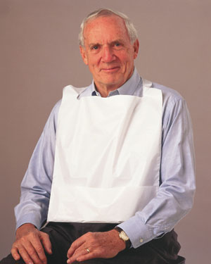 TIDI PATIENT-CARE BIBS : 980962 CS                    $45.21 Stocked