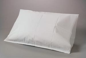 TIDI DISPOSABLE PILLOWCASES : 919365 CS $29.80 Stocked