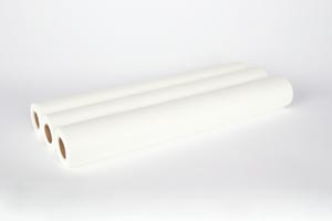 TIDI CREPE-POLYBACKED EXAM TABLE BARRIER : 916021 CS                      $82.99 Stocked