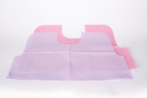 TIDI EVERYDAY SPECIALTY BIBS : 917480 CS $24.91 Stocked