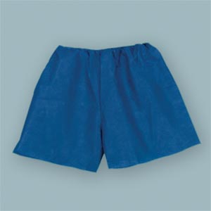 TIDI NONWOVEN EXAMINATION SHORTS : 960402 BG                       $32.96 Stocked