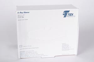 TIDI X-RAY EQUIPMENT SLEEVE : 915004 BX $17.14 Stocked