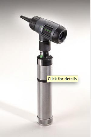 WELCH ALLYN MACROVIEW™ OTOSCOPE & ACCESSORIES : 23810 EA        $234.70 Stocked