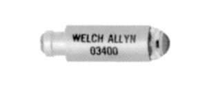 WELCH ALLYN REPLACEMENT LAMPS : 03400-U EA $30.95 Stocked