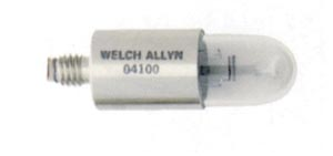 WELCH ALLYN REPLACEMENT LAMPS : 04100-U EA                  $58.88 Stocked