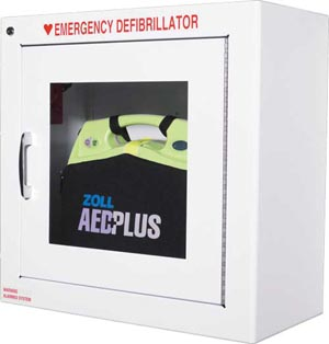 ZOLL AED DEFIBRILLATOR ACCESSORIES : 8000-0855 EA                                          $194.03 Stocked