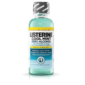 J&J LISTERINE : 42830 EA   $0.85 Stocked