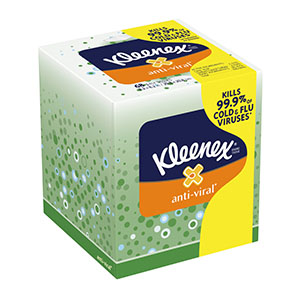 KIMBERLY-CLARK FACIAL TISSUE : 25836 BX               $3.20 Stocked