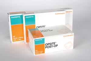 SMITH & NEPHEW OPSITE™ POST-OP COMPOSITE DRESSINGS : 66000710 BX                       $21.43 Stocked