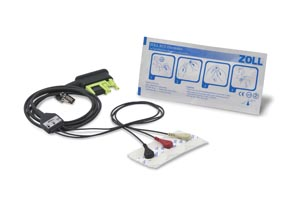ZOLL PULSE OXIMETRY SENSORS/CABLES/ACCESSORIES : 8900-0004 CS               $93.60 Stocked