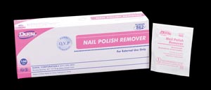 DUKAL NAIL POLISH REMOVER : 862 CS                       $26.00 Stocked
