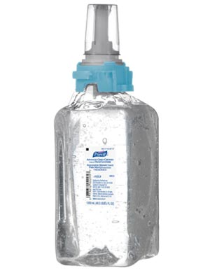 GOJO PURELL ADX-12™ ADVANCED GREEN CERTIFIED INSTANT HAND SANITIZER : 8803-03 EA $16.15 Stocked
