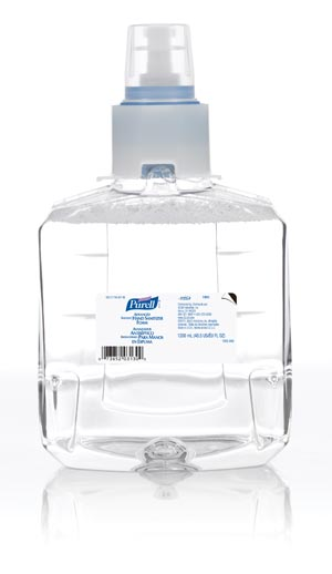GOJO PURELL LTX-12™ ADVANCED INSTANT HAND SANITIZER : 1905-02 EA $34.07 Stocked