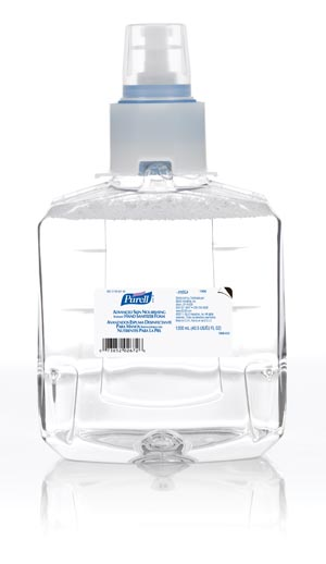 GOJO PURELL LTX-12™ ADVANCED INSTANT HAND SANITIZER : 1906-02 EA                       $42.58 Stocked