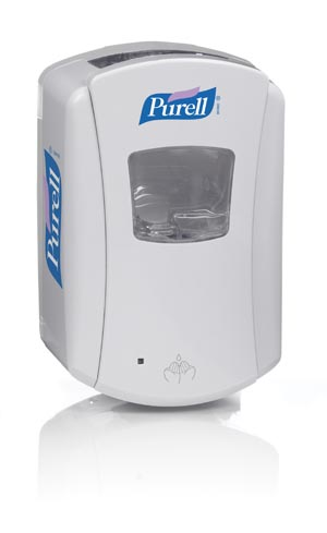GOJO PURELL LTX-7™ DISPENSERS : 1320-04 CS