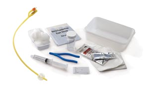 CARDINAL HEALTH CURITY™ UNIVERSAL CATHETERIZATION TRAY : 2101 CS