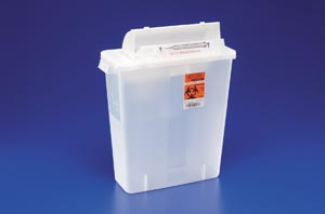 COVIDIEN/MEDICAL SUPPLIES SHARPSTAR IN-ROOM SYSTEM WITH SHARPSTAR LIDS : 8536SA CS                       $93.47 Stocked