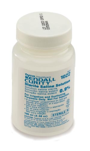 CARDINAL HEALTH STERILE IRRIGATING SOLUTIONS : 1020 PK $4.45 Stocked