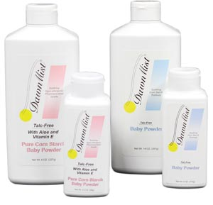 DUKAL DAWNMIST BABY POWDER : BP35 CS   $26.83 Stocked