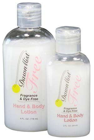 DUKAL DAWNMIST HAND & BODY LOTION : PH10 BG $5.58 Stocked