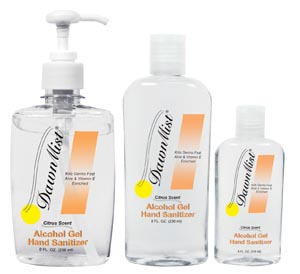 DUKAL DAWNMIST HAND SANITIZER : HS3794 EA  $1.35 Stocked