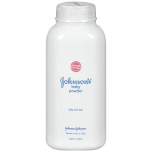 J&J BABY POWDER : 003011 CS $51.90 Stocked