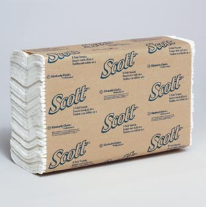 KIMBERLY-CLARK C-FOLD TOWELS : 01510 CS $37.98 Stocked