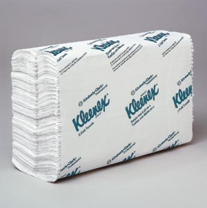 KIMBERLY-CLARK FOLDED TOWELS : 01500 CS                     $45.30 Stocked