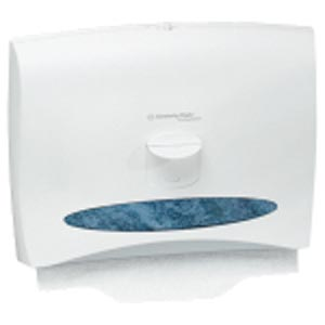 KIMBERLY-CLARK TOILET SEAT COVERS DISPENSER : 09505 EA