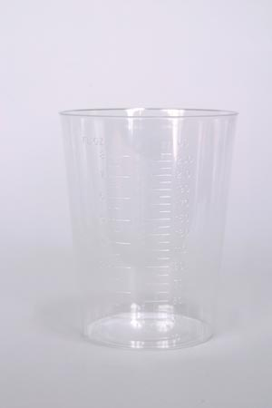 MEDEGEN INTAKE MEASURING CONTAINERS : 02069 EA $0.18 Stocked