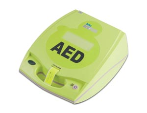 ZOLL AED PLUS : 21000010102011010 EA              $1399.00 Stocked