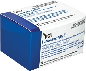 PDI STERILE LUBRICATING JELLY II : T00137 BX                $10.50 Stocked