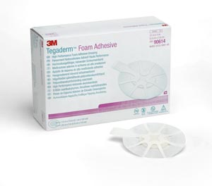 3M™ TEGADERM™ FOAM ADHESIVE DRESSING : 90614 CS   $151.32 Stocked