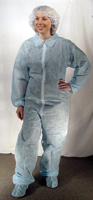 DUKAL COVERALLS : 382XXXL BG $9.98 Stocked