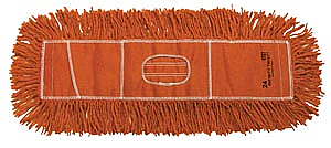 "PRO ADVANTAGE Twist Dust Mop, Orange, 5"" x 24""  Compare to Newell Rubbermaid Brand FGJ253"