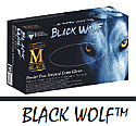 INNOVATIVE BLACK WOLF™ EXAM GLOVES NON-STERILE : 127300 BX $7.54 Stocked