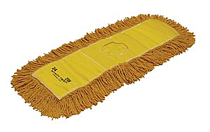 "PRO ADVANTAGE Twist Dust Mop, Yellow, 5"" x 24""  Compare to Newell Rubbermaid Brand FGJ253"