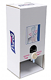 2156-02-T_Purell Table Top Stand, with (2) 1000ml Sanitizer Refill Bags, 1/cs     $46.50 Stocked