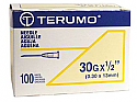 TERUMO HYPODERMIC NEEDLES : NN3013R CS                  $133.90 Stocked