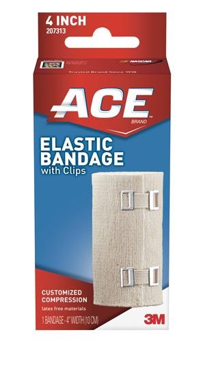 3M™ ACE™ BRAND ELASTIC BANDAGES : 207313 EA $5.02 Stocked