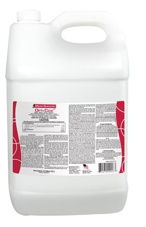 MICRO-SCIENTIFIC OPTI-CIDE3 DISINFECTANT : OCP02-320 EA         $53.69 Stocked