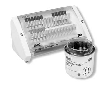 3M™ ATTEST™ BIOLOGICAL INDICATOR INCUBATORS : 116 EA              $281.78 Stocked