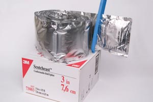 3M™ SCOTCHCAST™ CONFORMABLE ROLL SPLINT : 73003 CS                    $155.17 Stocked