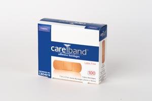 ASO CAREBAND™ PLASTIC ADHESIVE STRIP BANDAGES : CBD1019 CS $19.32 Stocked