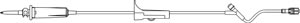B BRAUN BASIC IV ADMINISTRATION SETS : V1415-15 EA $2.51 Stocked